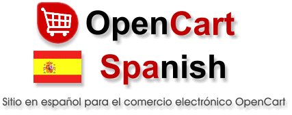 OpenCartSpanish